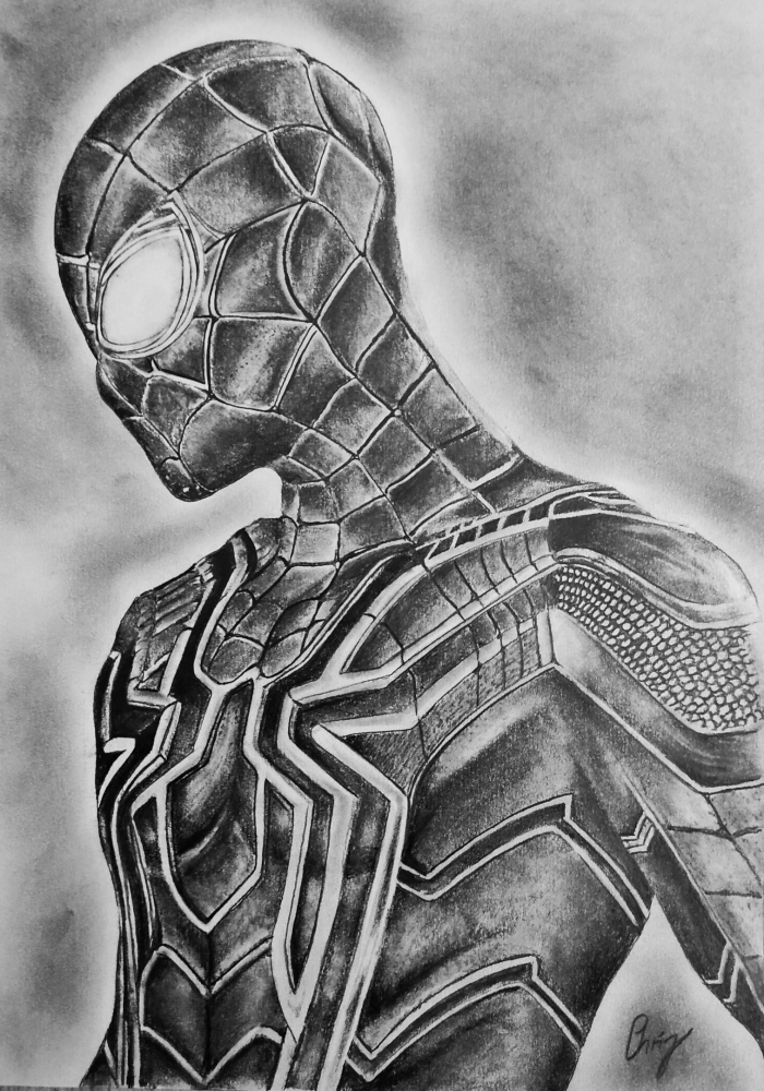 Spider-Man par chrispicture